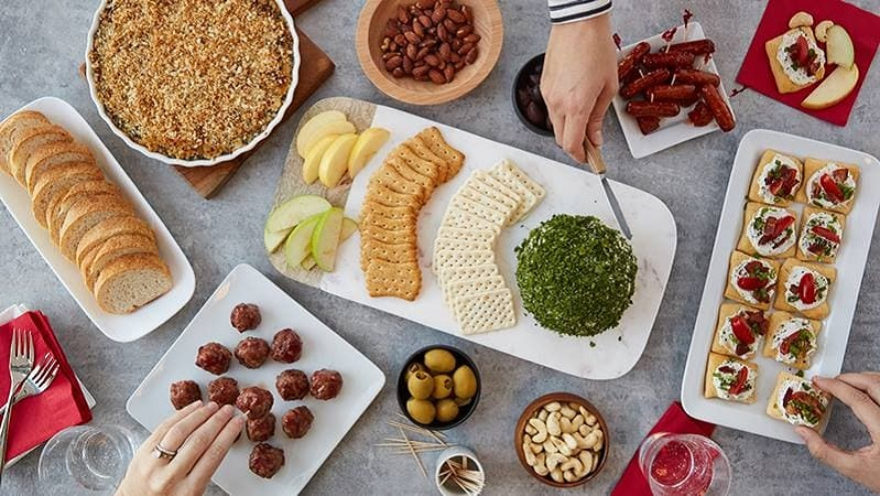 7 Best Appetizers For Christmas Party