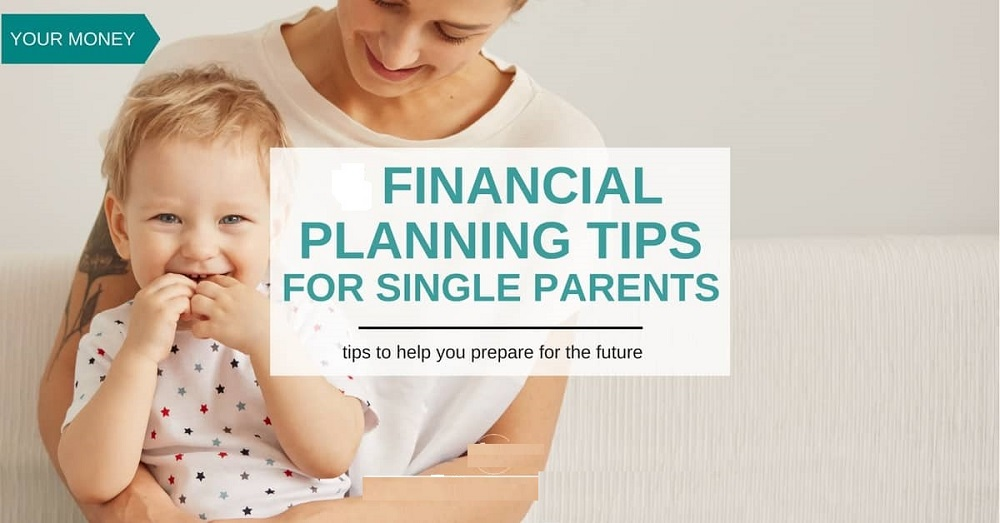Financial Planning as a Single Parent