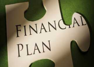 Financial Plan In Business